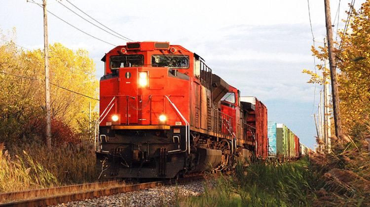 train, freight, boxcar, railroad, rail dust