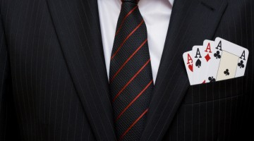 Aces, tips and tricks, lucky business, business success, strategy, plan, business plan