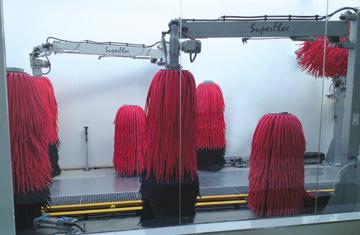 Macneil Car Wash Equipment >> Combo Wrap Professional Carwashing Detailing