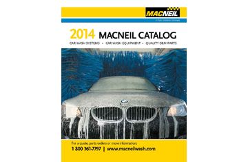 Macneil Car Wash Equipment >> Product catalog | Professional Carwashing & Detailing