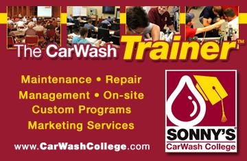 carwash trainer