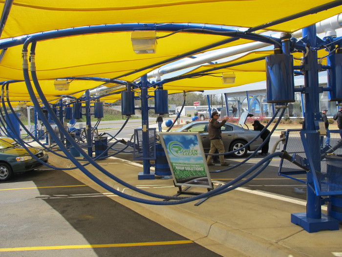 How To Start A Carwash See Photos Of Properly Maintained Vacuum