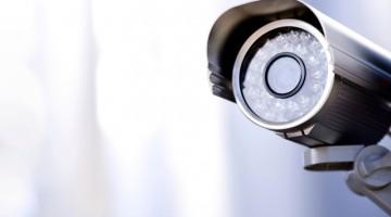 Security camera, surveillance, robbery, crime