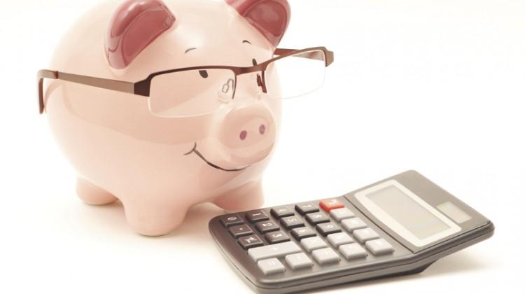 Piggy bank, money-management