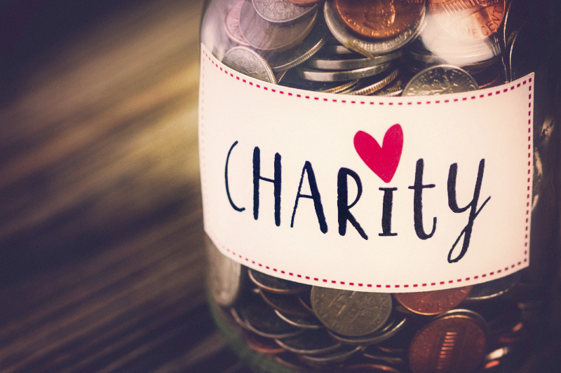Charity, charity program