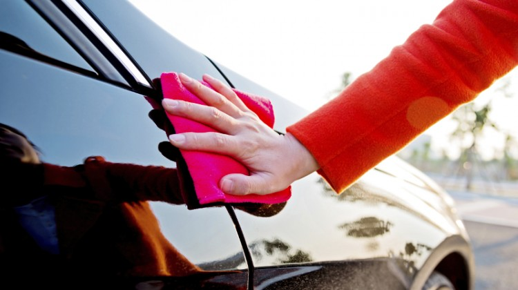 car polishing,
