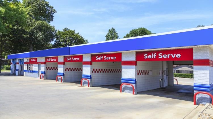 Self-serve carwash