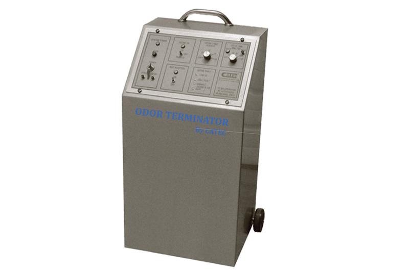 odor removal machine