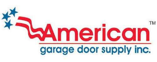 american garage door logo