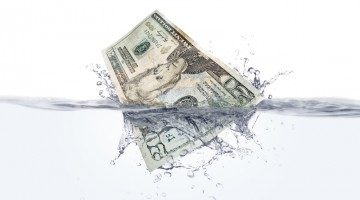 Money and water