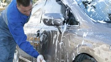 hand wash, hand carwash, carwash, washing, soap, sponge, clean, carwash worker,