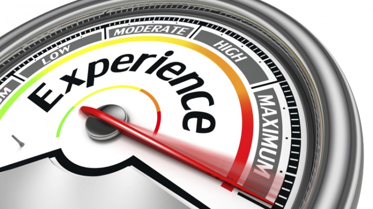 Experience, customer experience, customer needs