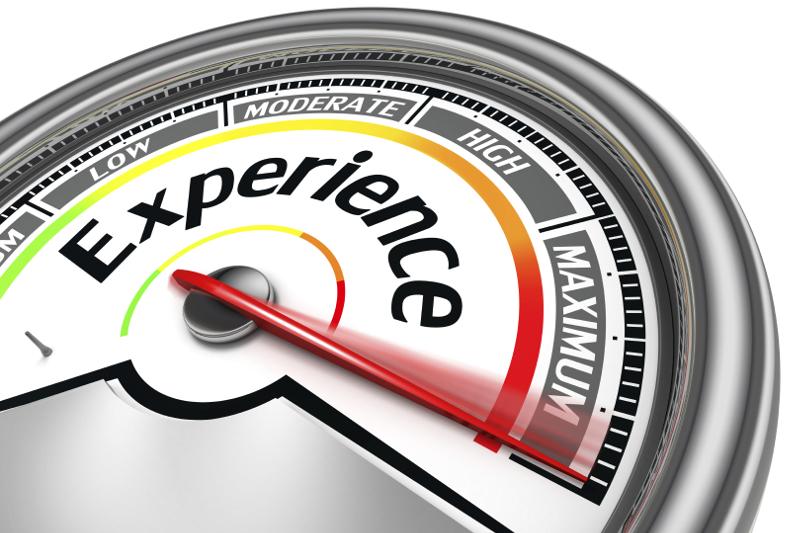Experience, customer experience, customer needs