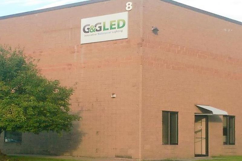 New office/G&G LED