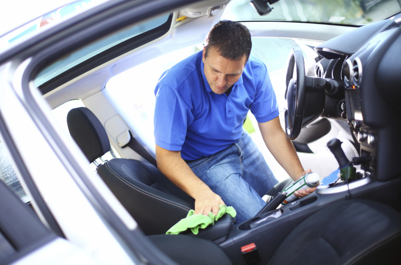 Mobile Detailing Company Caters To Small Businesses