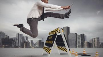 mistakes, overcoming hurdles