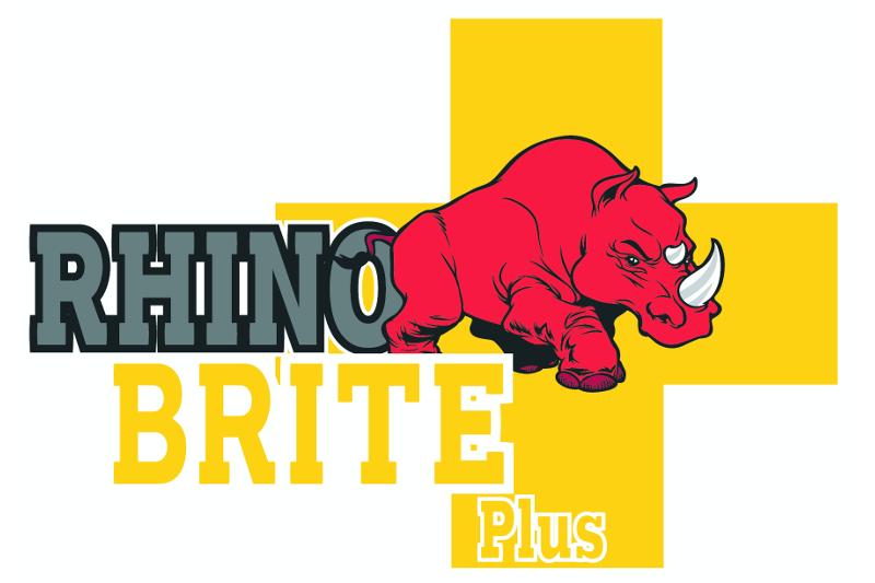 Rhino Brite Plus Logo