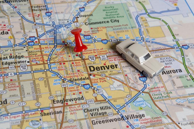 Colorado, carwash, car, map, push pin, pin point, Denver, Denver wash, Denver carwash