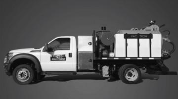Vacuum truck, Vac-Tron Equipment LLC