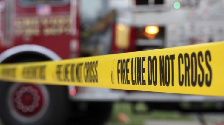 Fire, firefighter, fire line, fireman