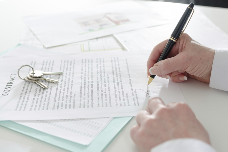 Real estate contract, contract, lease agreement, paperwork, real estate, business agreement