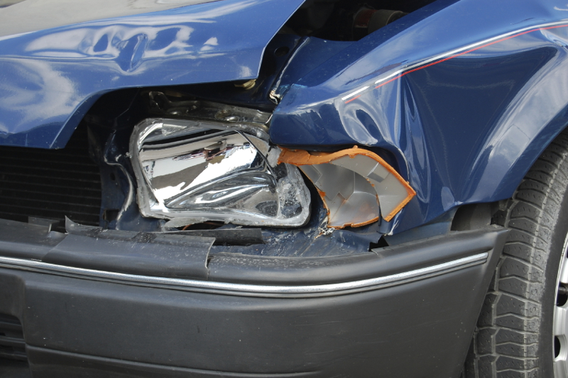 smashed headlight, collision, accident, repair, anti-collision, collision repair, repair shop, incident, car crash, car accident, bumper