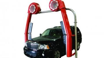 Dryer enhancer, PECO Car Wash Systems