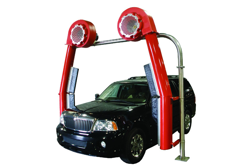Dryer enhancer, PECO Car Wash Systems