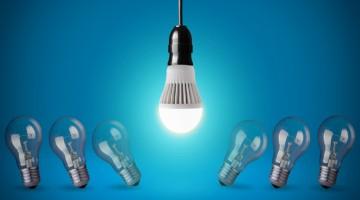 LEDs, LED, lighting, innovation, business strategy, idea, innovative, innovation, light bulb, technology,