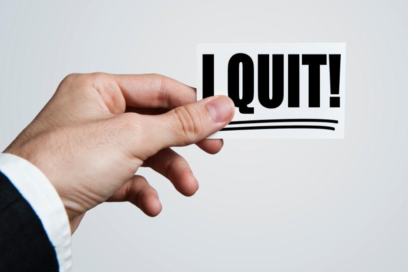 Quitting, job, turnover, employee turnover, employee retention, quit