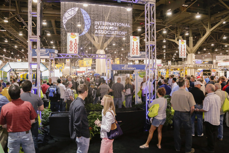 International Carwash Association, ICA, The Car Wash Show
