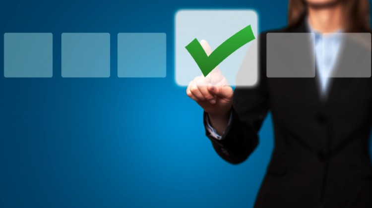 Online survey, carwash industry benchmark survey, review, selection, checklist, checkmark, feedback, review,
