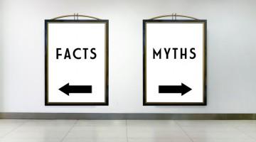 Facts, myths, business truths, challenge, comparison