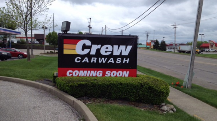 Crew Carwash, new Bloomington location