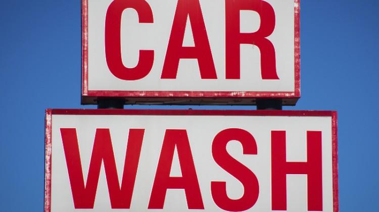 signage, carwash, car wash, car wash sign, signs,