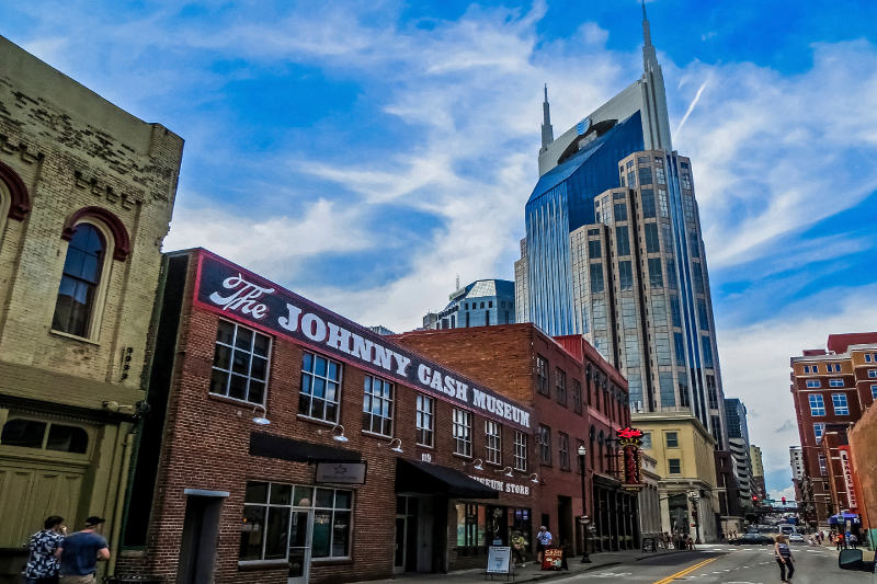nashville, music city center
