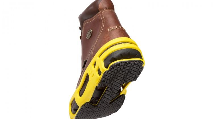 Nonslip footwear, Stabil