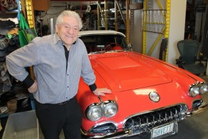 Anthony (Tony) Macri, founder of TM Custom Auto