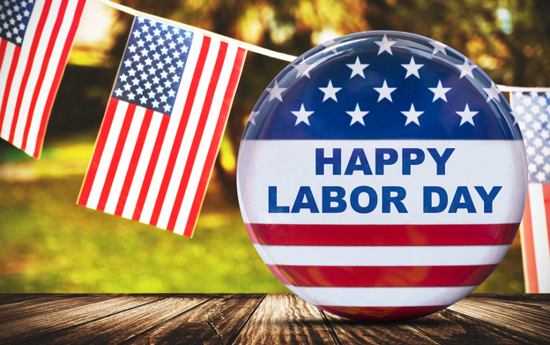 Labor day, holiday, United States, workers, employees, holidays, flag.