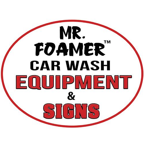 Mr. Foamer logo