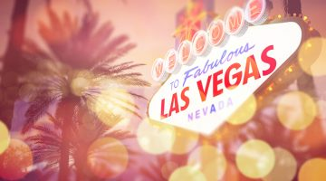 Las Vegas, sign, The Car Wash Show, palm trees, lights