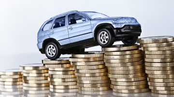car, SUV, coins, growth, sales record, rising costs