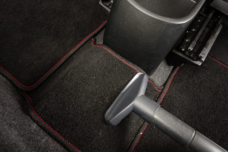 Auto Carpet Cleaning Best Practices Professional Carwashing