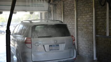 IBA, in-bay automatic, car, wash, carwash, water, touchless, touch free