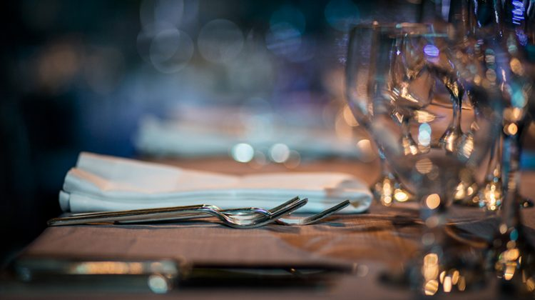 dinner, table setting, utensils, glasses, formal, party