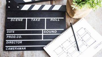 clapper board, movie, storyboard, film, video