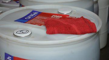 chemical, towel, soap, pre-soak