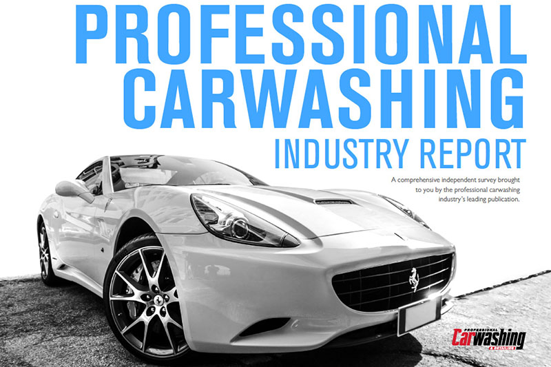 Professional Carwashing Industry Report