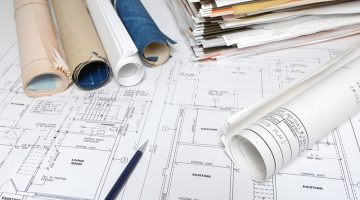 permit, construction plans, approval, papers, folders, maps, permits