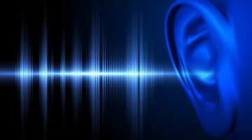 ear, sound wave, sound suppression, hearing, sound